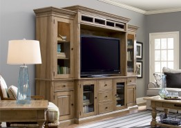DOWN HOME WALL ENTERTAINMENT CENTER