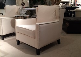 ALASTAIR FABRIC ACCENT CHAIR