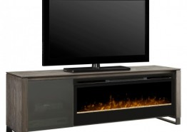 HOWDEN FIREPLACE MEDIA CONSOLE