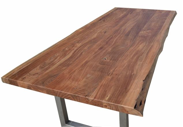 Zen Reclaimed Acacia Wood Table