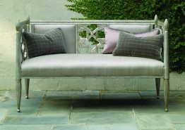 """""""DECKED OUT"""" SETTEE BY CARACOLE"""