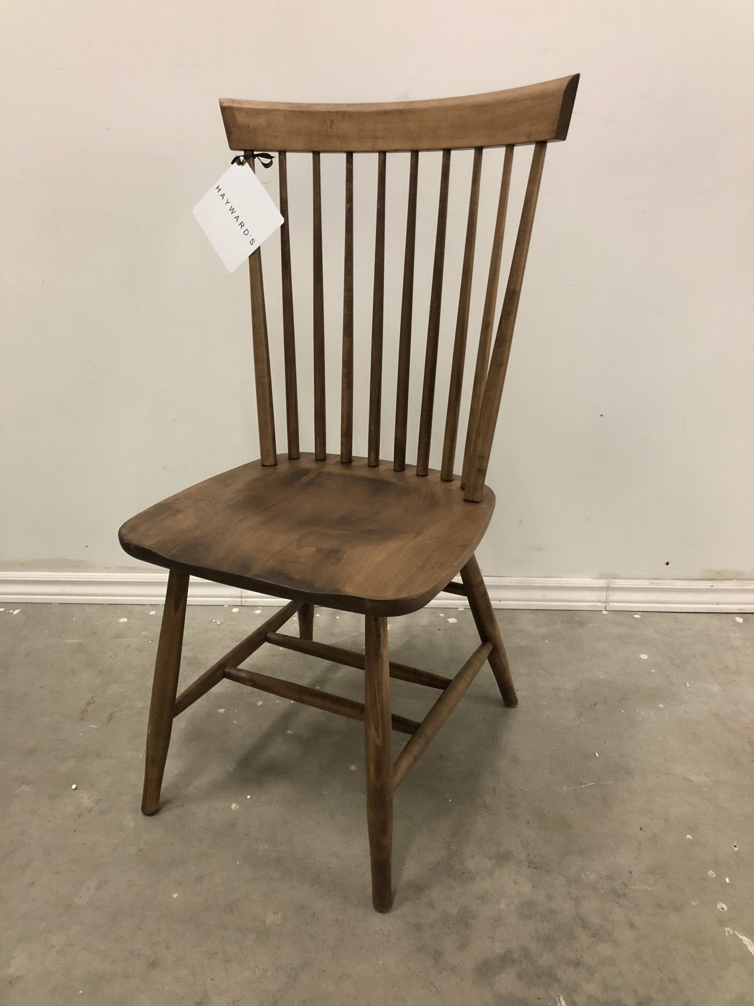 CHILTON SOLID MAPLE SIDE CHAIR