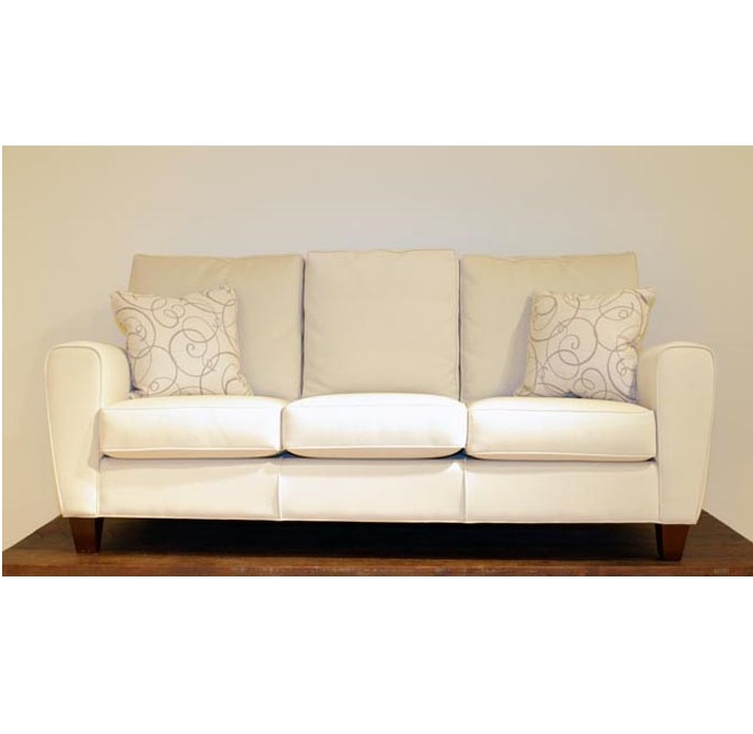 Antique Drop Arm Sofa: Tear Drop Arm Sofa By Whittington