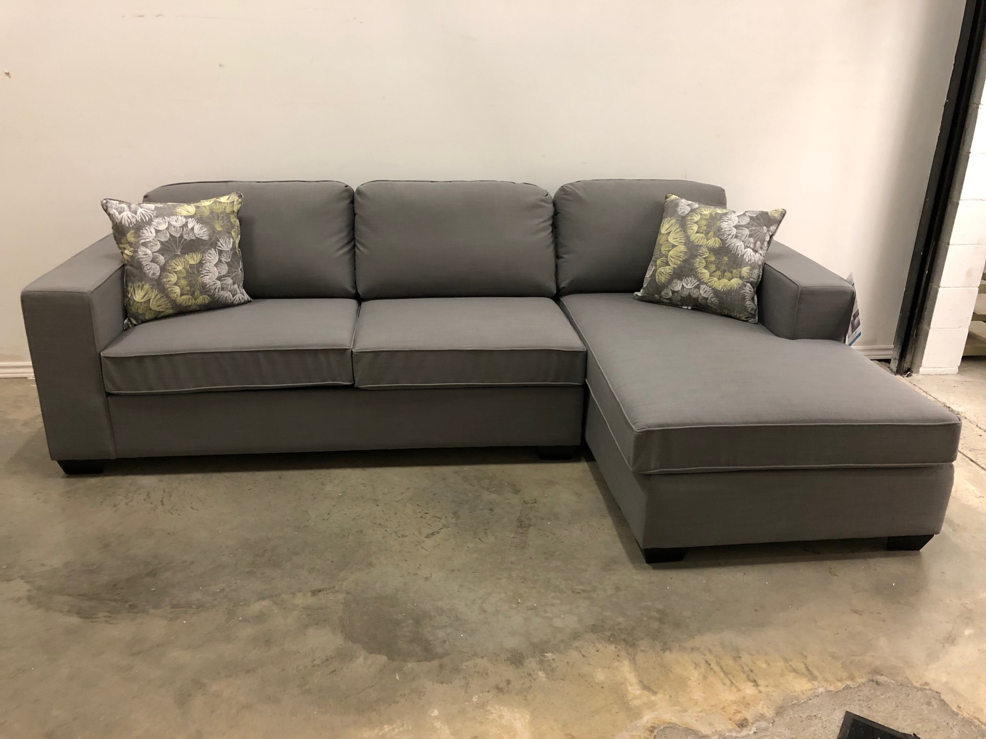 Sebastian Canadian Made Fabric Sectional