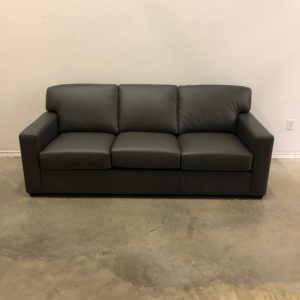 CAMPIO 695 LEATHER SOFA