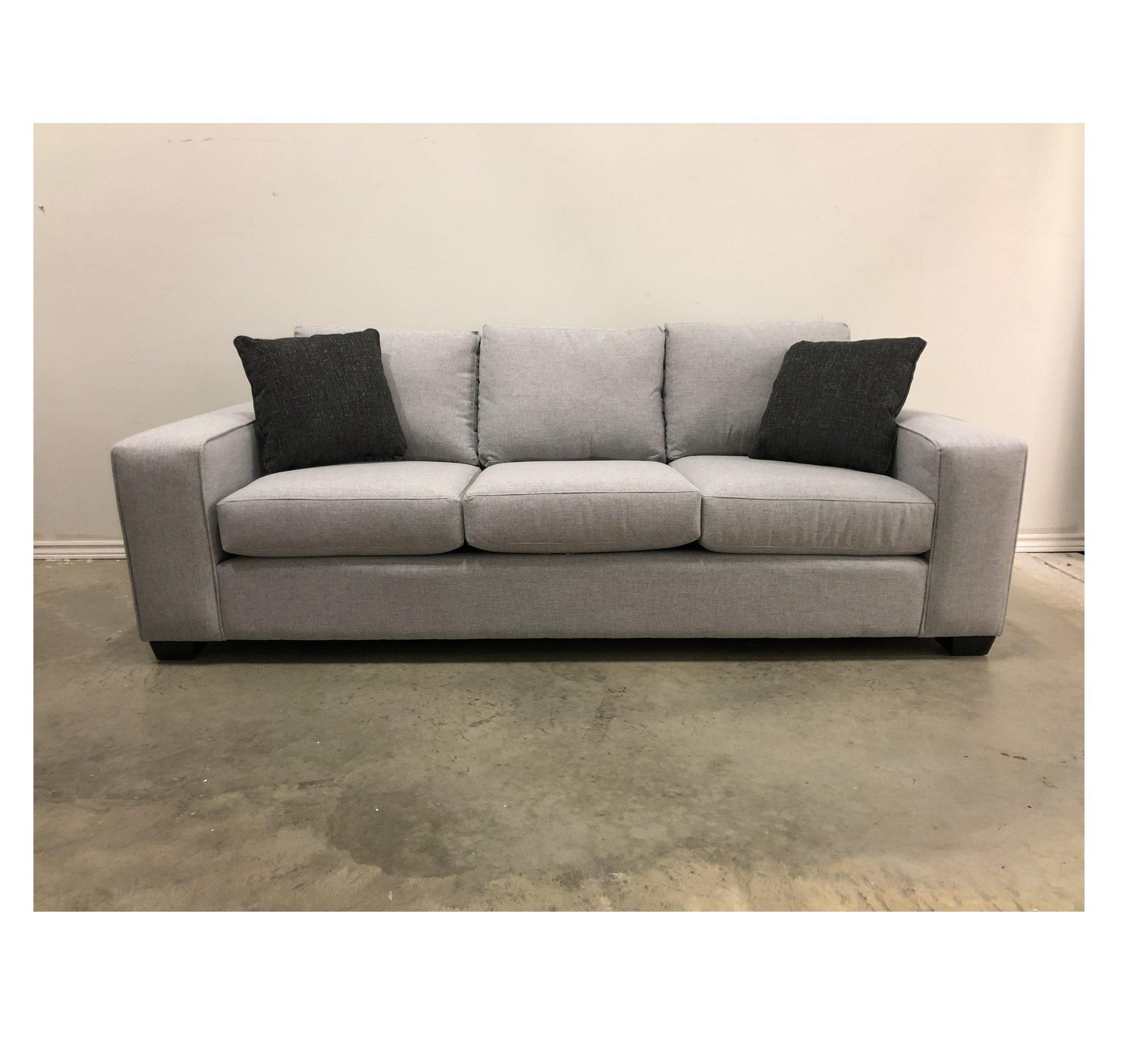 Sophia Custom Fabric Sofa