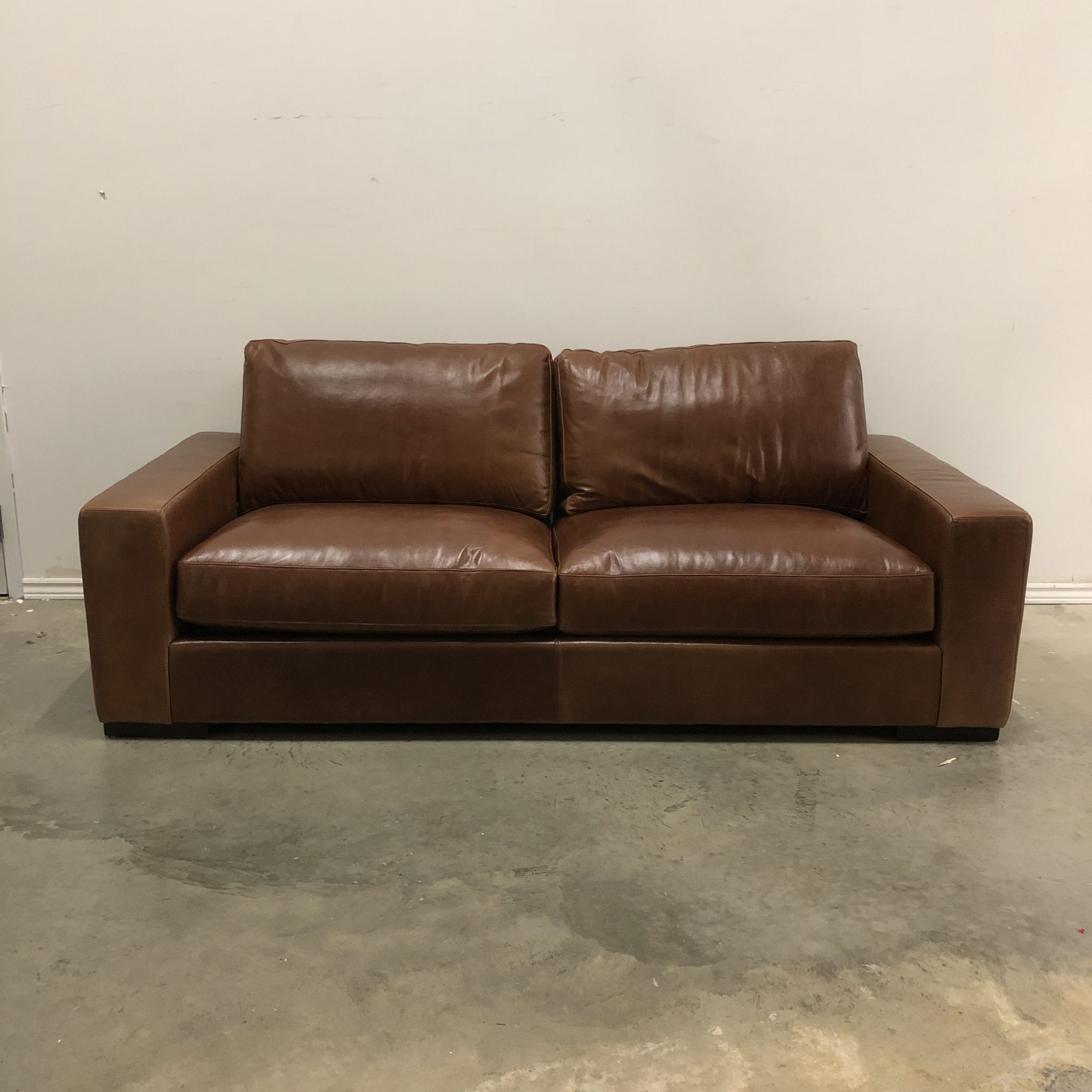 Condo Sofa With Electric Recliners