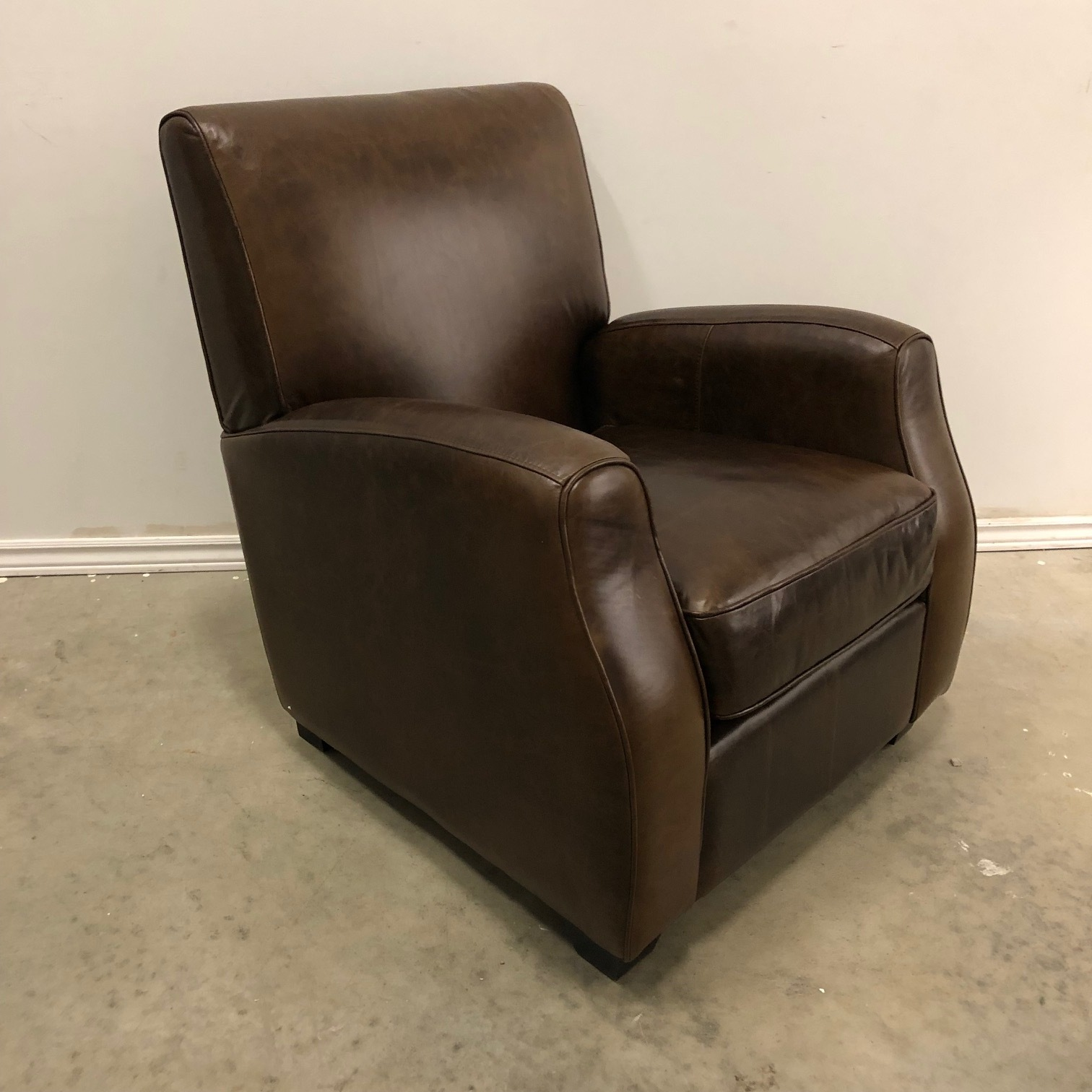 Bruce Leather Chair